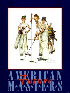 American Masters by Norman Rockwell