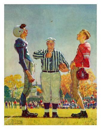 """""""Coin Toss"""", October 21,1950"""