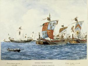 Norman Ships of William I the Conqueror (11th C)