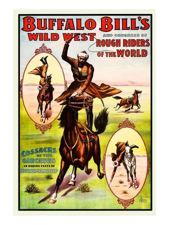Buffalo Bills Wild West - Cossacks