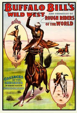Buffalo Bills Wild West - Cossacks by Norman Studios