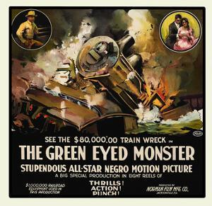 The Green Eyed Monster by Norman Studios