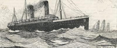 The R.M.S. Oceanic One of the Greatest White Star Liners
