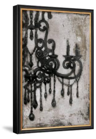 Antique Chandelier I by Norman Wyatt Jr.