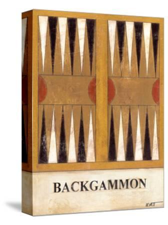 Backgammon by Norman Wyatt Jr.