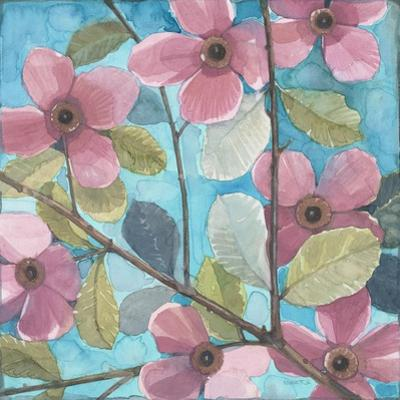 Blossoming Duo 1 by Norman Wyatt Jr.