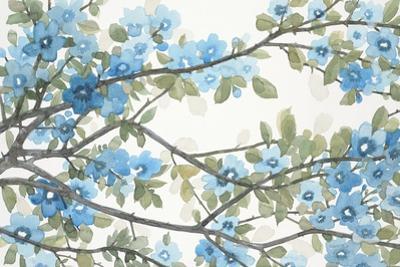 Blue Petals by Norman Wyatt Jr.