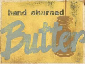 Butter by Norman Wyatt Jr.