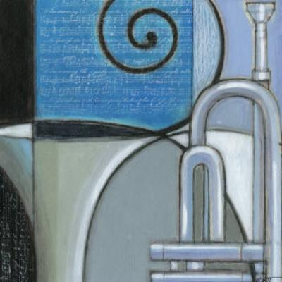 Cool Jazz I by Norman Wyatt Jr.