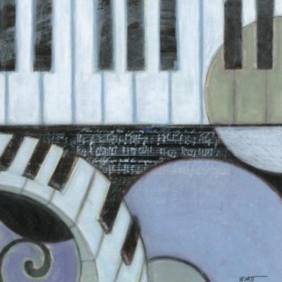 Cool Jazz III by Norman Wyatt Jr.