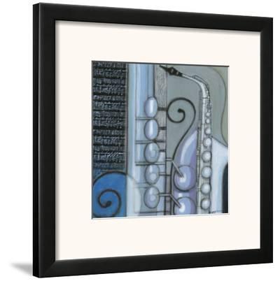 Cool Jazz IV by Norman Wyatt Jr.