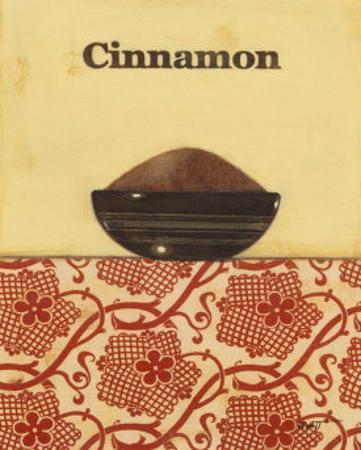 Exotic Spices: Cinnamon by Norman Wyatt Jr.
