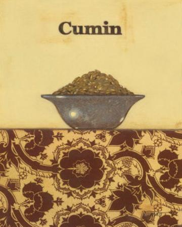 Exotic Spices: Cumin by Norman Wyatt Jr.