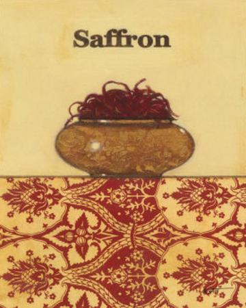 Exotic Spices: Saffron by Norman Wyatt Jr.