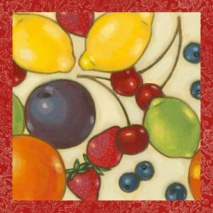Fruit Medley I by Norman Wyatt Jr.
