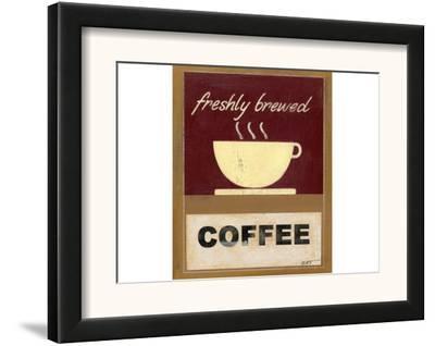 Hot Coffee I by Norman Wyatt Jr.