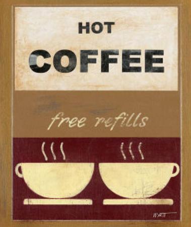 Hot Coffee II by Norman Wyatt Jr.