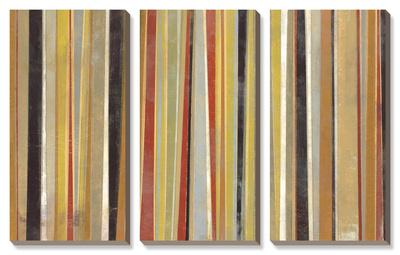 Jubilant Stripes by Norman Wyatt Jr.