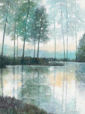 Morning Trees 2 by Norman Wyatt Jr.