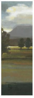 Mountain Range III by Norman Wyatt Jr.