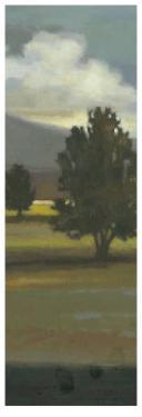 Mountain Range IV by Norman Wyatt Jr.