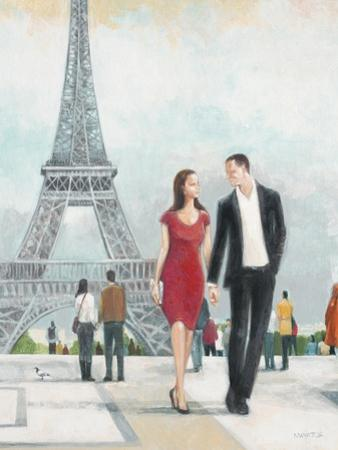 Paris Impressions 1 by Norman Wyatt Jr.