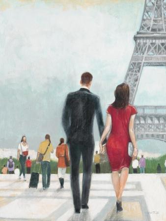 Paris Impressions 2 by Norman Wyatt Jr.