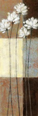 Raku Blossoms II by Norman Wyatt Jr.