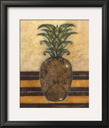 Regal Pineapple II by Norman Wyatt Jr.