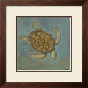 Sea Turtle I by Norman Wyatt Jr.