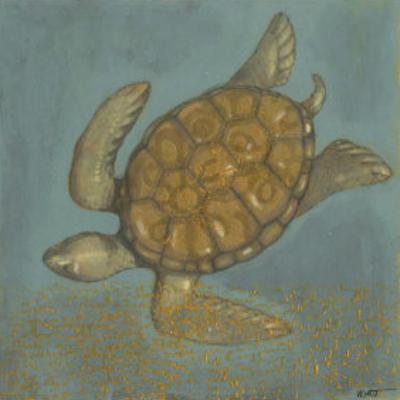 Sea Turtle II by Norman Wyatt Jr.