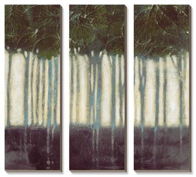 Sunlit Rainforest I by Norman Wyatt Jr.