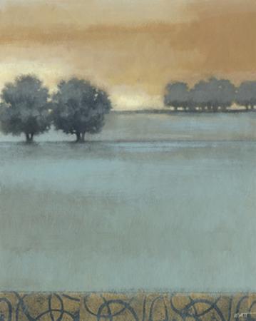 Tranquil Landscape I by Norman Wyatt Jr.