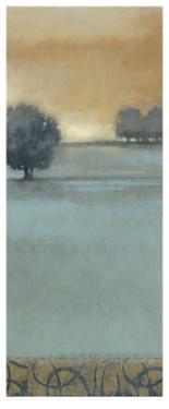Tranquil Landscape III by Norman Wyatt Jr.