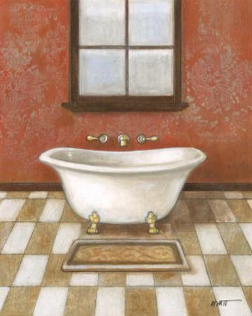 Upscale Bath I by Norman Wyatt Jr.