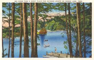 Norris Lake, Tennessee