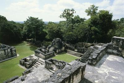 North Acropolis, Archaeological Site of Tikal, Tikal National Park