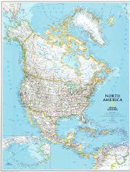 Affordable Maps of North America Posters for sale at AllPosters.com
