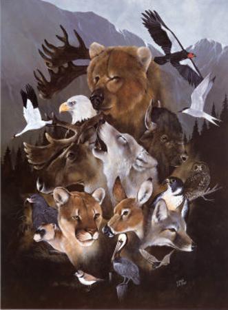 North American Endangered Wildlife