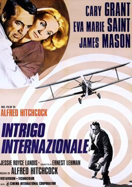 North by Northwest, (aka Intrigo Internazionale), 1959