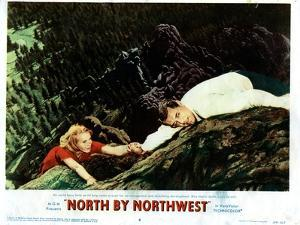 North by Northwest, Eva Marie Saint, Cary Grant, 1959