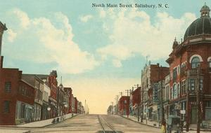 North Main Street, Salisbury, North Carolina