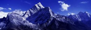 North Side, Ama Dablam, Khumba Region, Nepal
