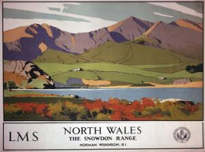 North Wales, the Snowdon Range