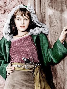 North West Mounted Police, Paulette Goddard, 1940