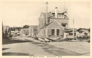 North Wharf, Nantucket, Massachusetts