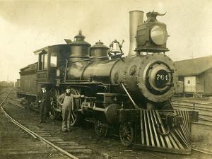 Northern Pacific Railway Locomotive No. 764