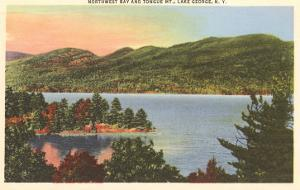 Northwest Bay, Lake George, New York