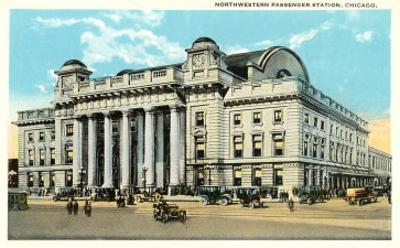 Northwestern Station, Chicago, Illinois
