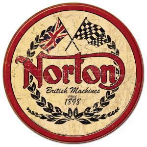 Norton - Logo Round
